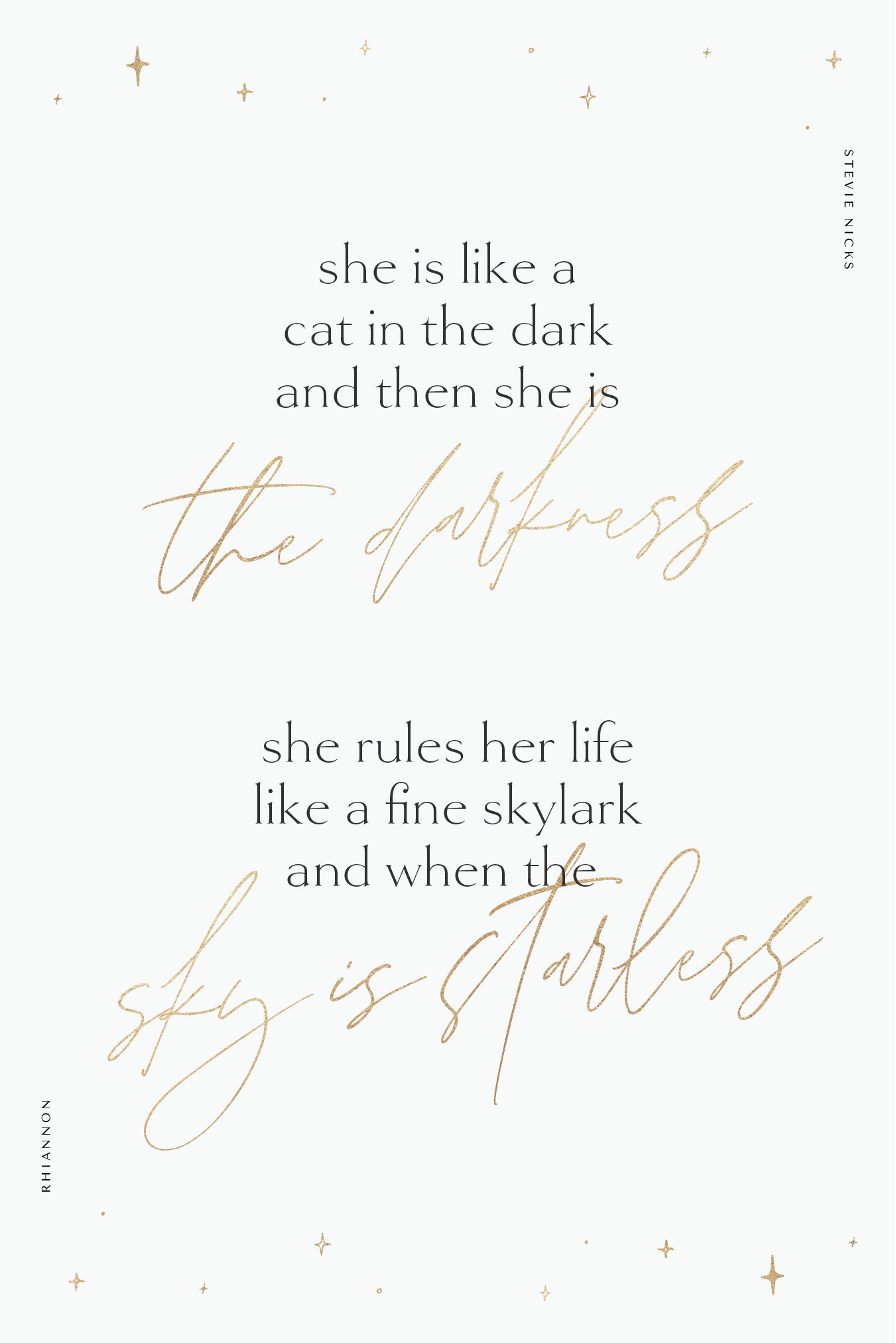 Musings From My Muse An Ode To Stevie Nicks Wild Side Design Co